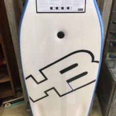 Body board FURIA 39 detras
