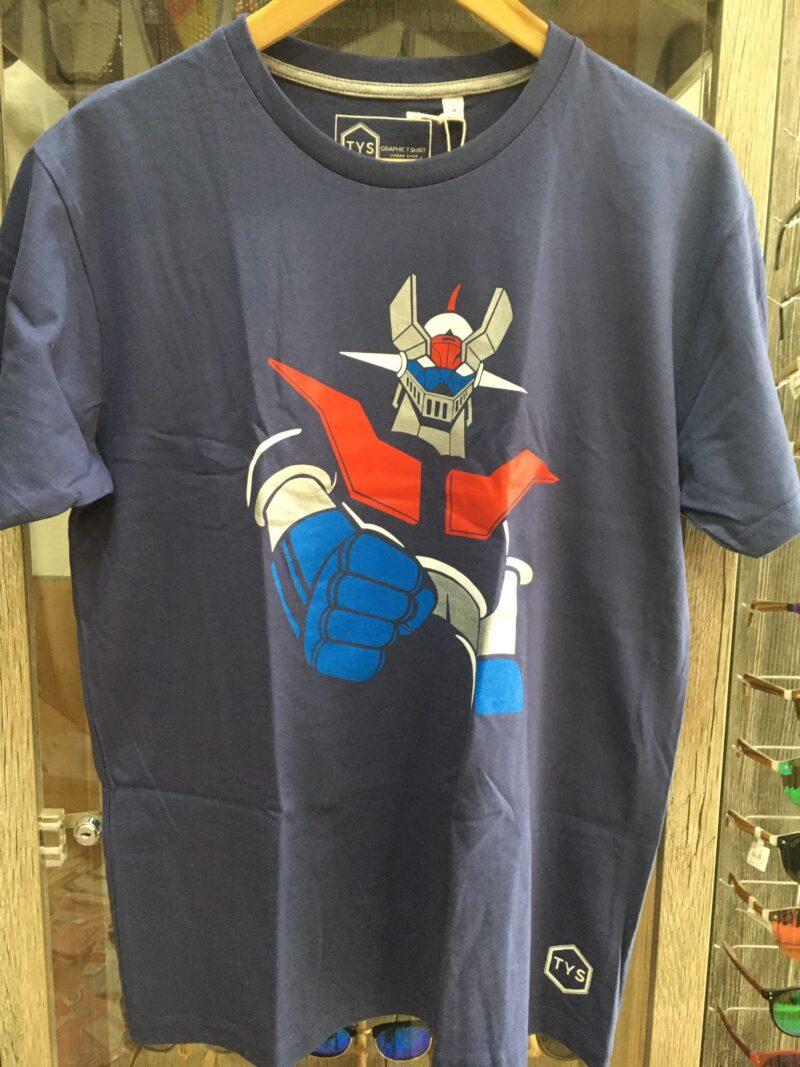 Camiseta TYS ,mazinger Z