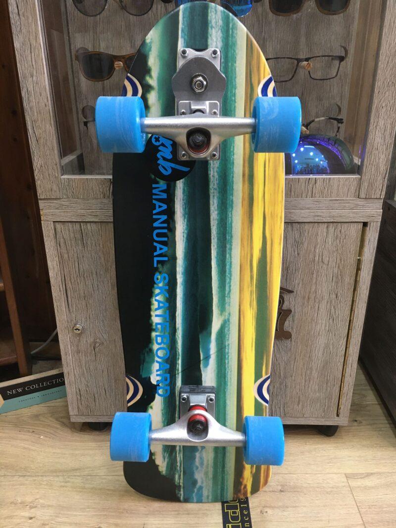 Surfskate manual 32 pulgadas detras